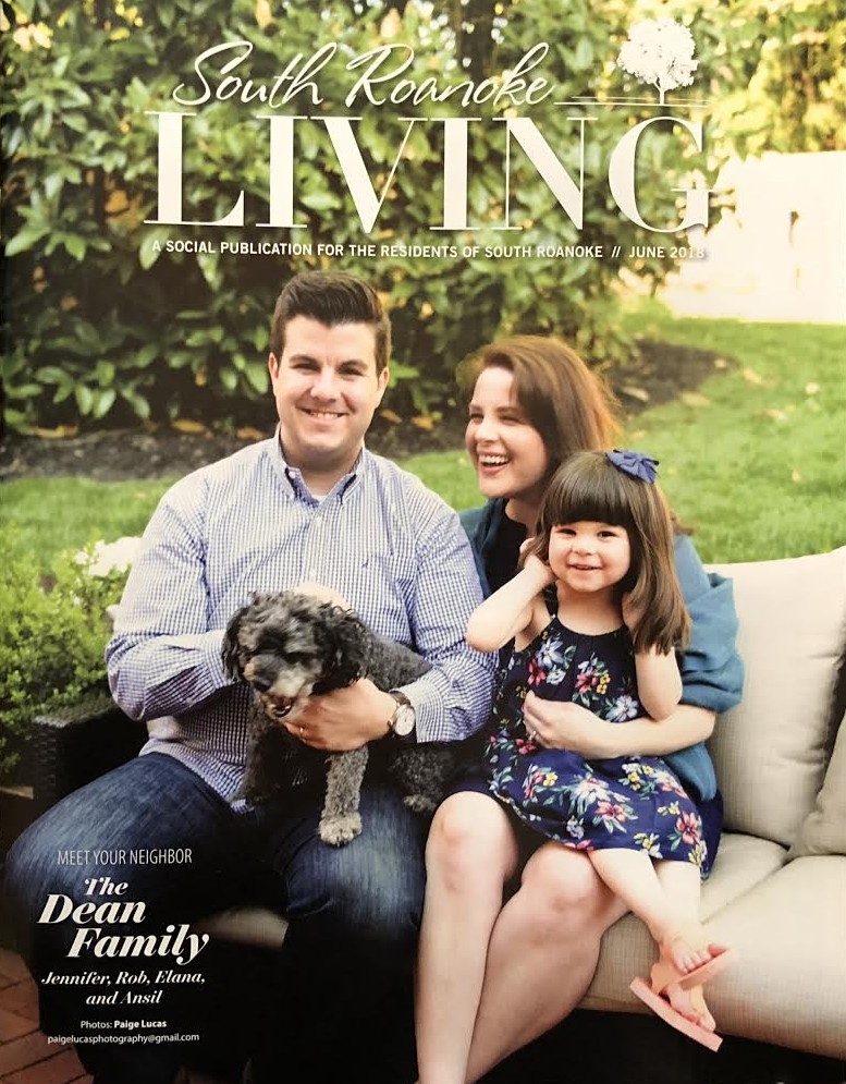 South Roanoke Living Cover